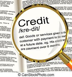 définition, cashless, projection, paiement, crédit, loupe, prêt, ou
