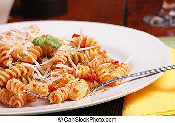 déjeuner, italien