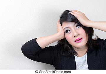 désordre, affaires femme