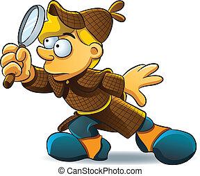 détective, enquêter