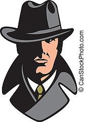 détective, privé