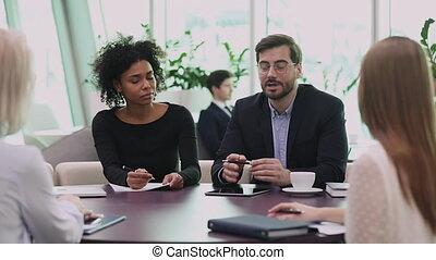 développer, financier, divers, cadres, commercialisation, strategy., sérieux