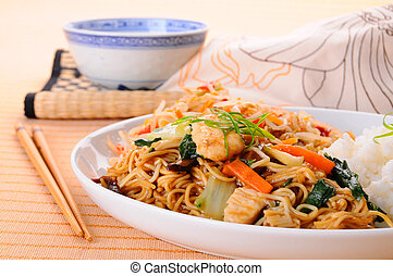 dîner, chinois