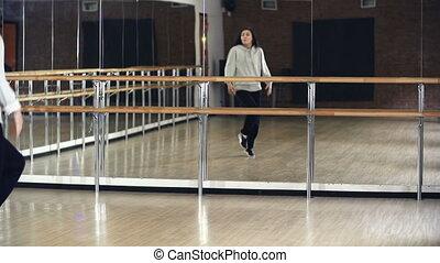 danse, répétition