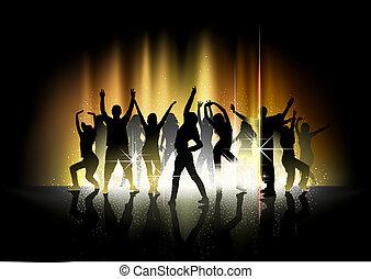 danse, spectacle léger