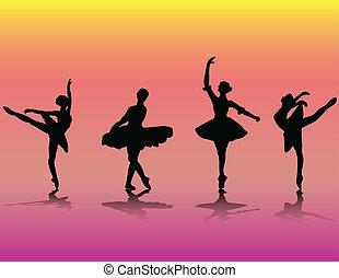 danseurs ballet
