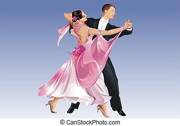 danseurs, classique