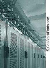datacenter, etagères