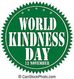 day-label, gentillesse, mondiale