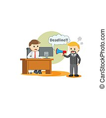 deadline., information