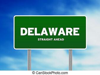 delaware, signe route