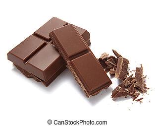 desseret, nourriture barre, doux, chocolat, sucre