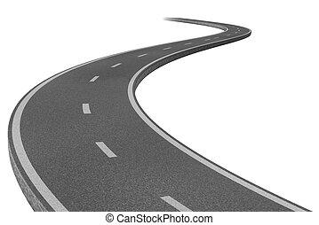 destination, autoroute