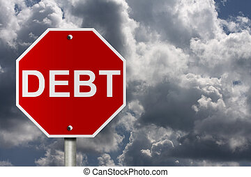 dette, arrêt, obtenir