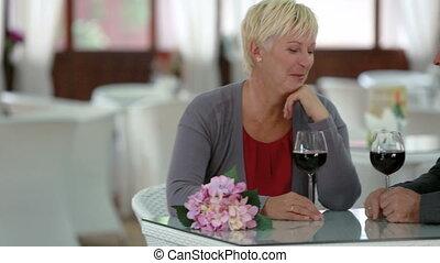 deux, vin