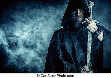dièse, épée