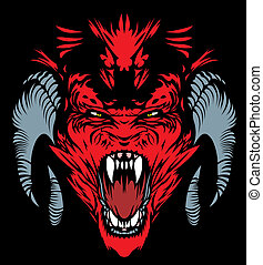 diable, rouges