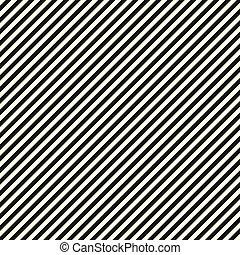 diagonal, noir, papier, raie, blanc