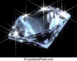 diamant, brillant