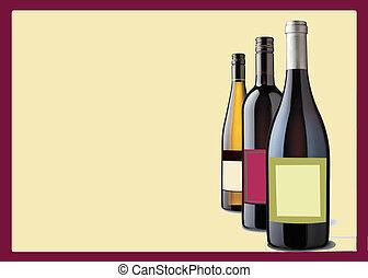 différent, vins