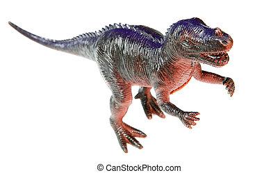 dinosaure, jouet