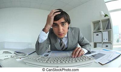 directeur, overworking