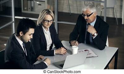 directeurs, réunion
