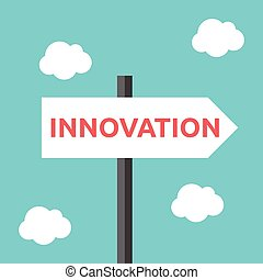 direction, innovation, panneaux signalisations