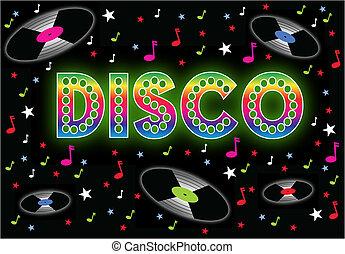 disco, signe