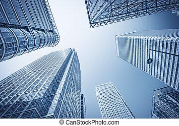 district financier, quai, london., canari