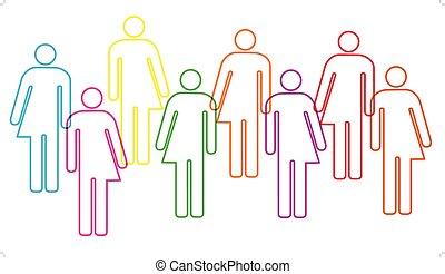 diversité, transgender, bannière