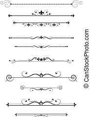 diviseurs, décoratif