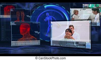 doct, chirurgiens, vidéos, monde médical