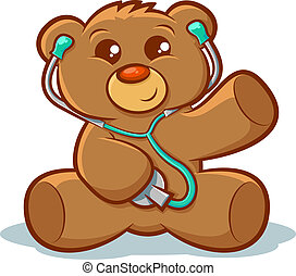 docter, ours, teddy