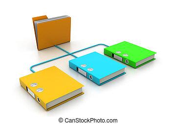 document, dossier