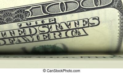 dollars, fait boucle, dénombrement, animation
