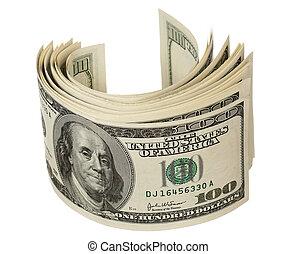 dollars, tas