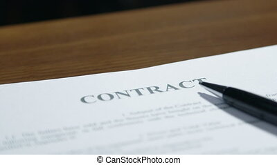 dolly:, contrat