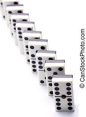 domino, rang