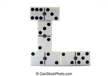 dominos, figure