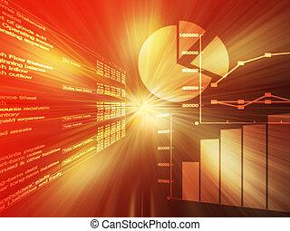 données, tableur, rouges