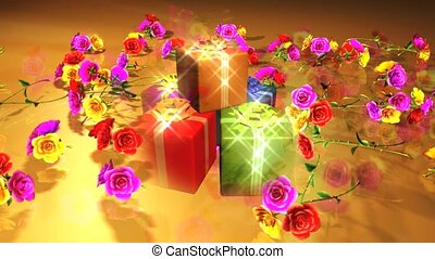 dons, fleurs