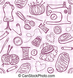 doodles, couture