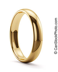 doré, anneau