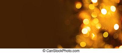 doré, résumé, jaune, mouvement, arrière-plan., barbouillage, orange