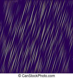 doré, résumé, pluie, (vector)