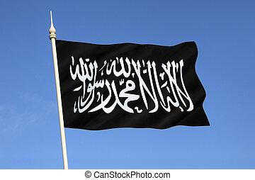drapeau, al-qaeda