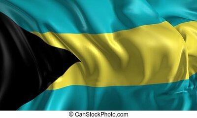 drapeau, bahamas