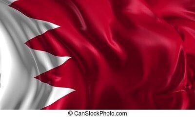 drapeau, bahrain