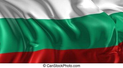 drapeau, bulgarie
